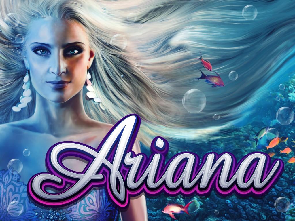 Ariana, die Schönheit unter dem Meer