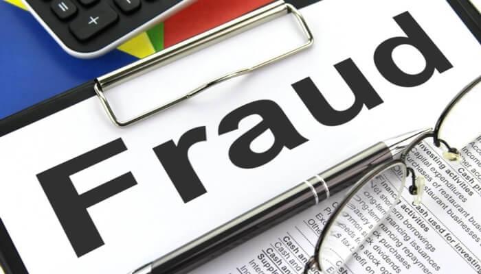 Betrug ist ein weit verbreitetes Verbrechen.