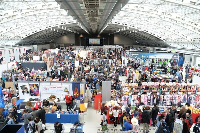 Die Comic Con ist DIE Veranstaltung für Fans von Comics (und deren Verfilmungen).