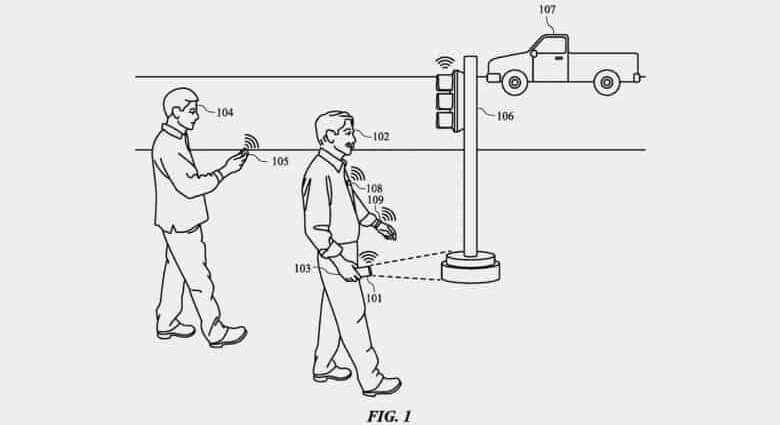 Ein Patent von Apple soll Blinde unterstützen